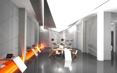4-Informacinio centro erdvė